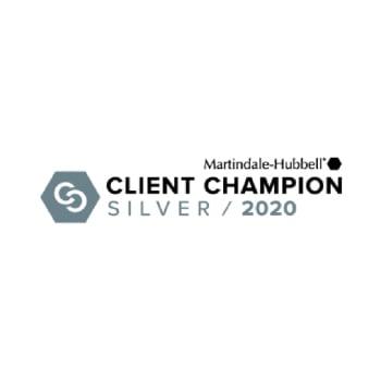 Client Champion - Silver 2020